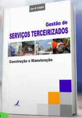 Livro, GESTÃO DE SERVIÇOS TERCEIRIZADOS  - Engenheiro Líder