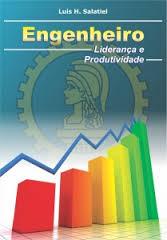 Livro, Liderança e Produtividade na Engenharia (Frete Incluso) - Engenheiro Líder